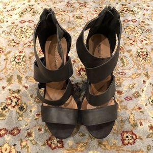 Michael Antonio Platform Heel Sandal